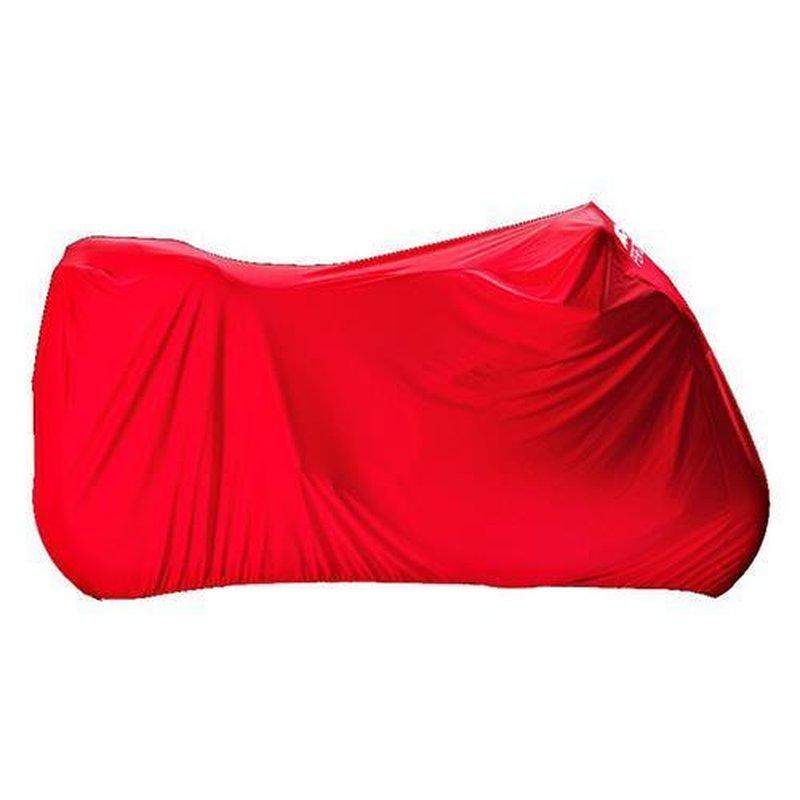 Ducati Supersport Abdecktuch Abdeckplane rot NEU