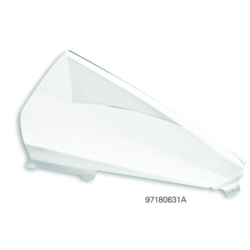 Hohes Windschild +40mm transparent 97180631A