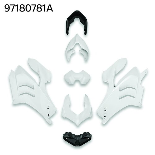 Obere Rennverkleidung Panigale V4 R 97180781A